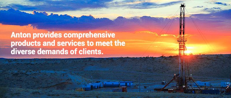 中国领先的油田技术服务公司