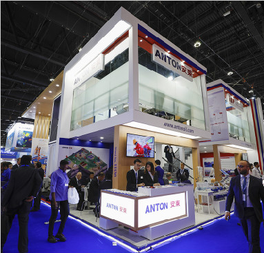 Anton Presents at ADIPEC 2019