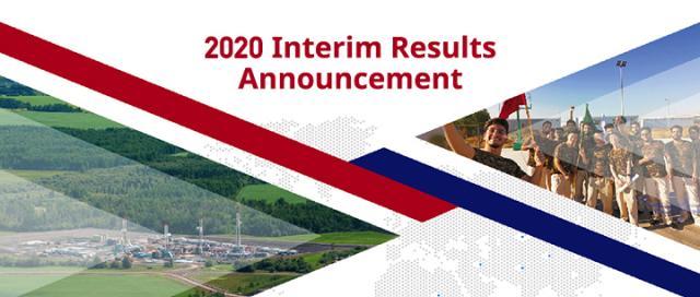 2020 Interim Results Webcast
